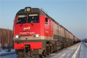 На Дальнем Востоке официально началась эксплуатация новых грузовых тепловозов брянского производства