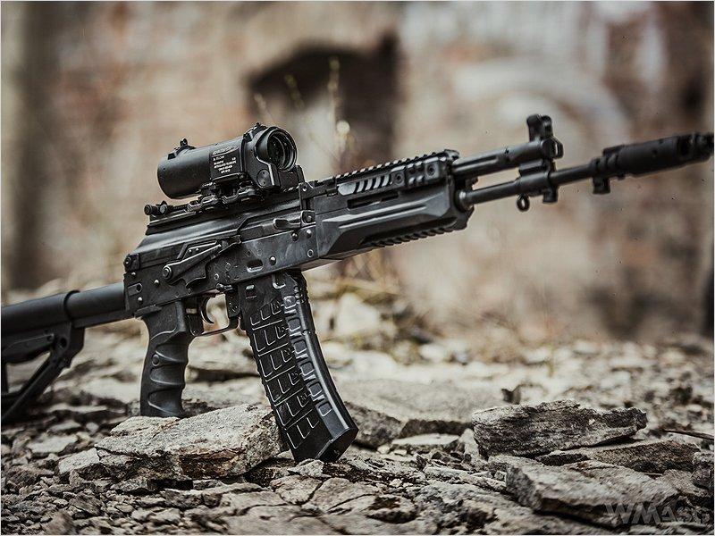 На 2020 год запланирована поставка в войска 40 тысяч автоматов АК-12