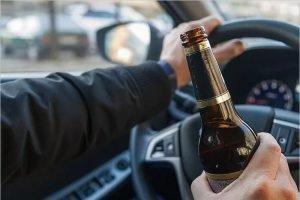 В Брянске пьяный автоугонщик доехал только до ближайшего забора