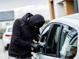 Toyota возглавила рейтинг самых угоняемых машин в  России за прошедший год