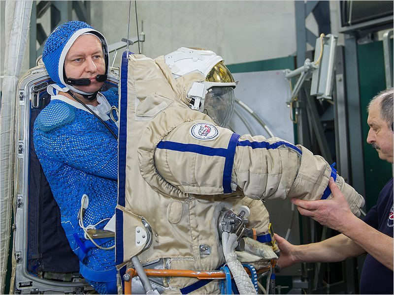 Андрей Бабкин сможет стать космонавтом из Брянска «номер два» в лучшем случае в 2021 году