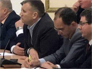 Андрей Бардуков появился на публике после месяца безвестного отсутствия