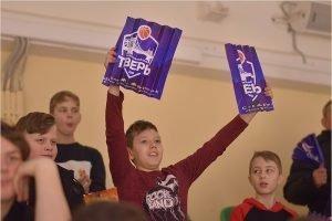 Баскетбольный «Брянск» дважды отдал победу в Твери