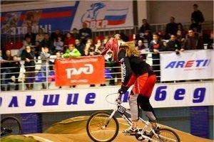 Старт сезона BMX: Капитанова — пятая, Иванова – бронзовый призёр