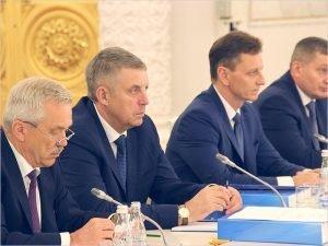 Александр Богомаз выведен президентом из состава президиума Госсовета. По ротации