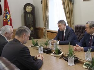 Брянский губернатор отчитался о выполнении поручения президента до того, как оно было озвучено