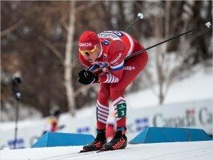 Александр Большунов стал пятым в первой гонке на «Ски туре»