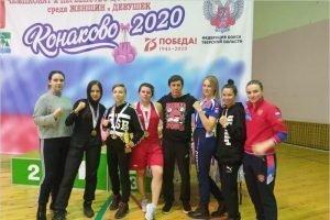 Четыре брянских спортсменки включены в сборную ЦФО по боксу