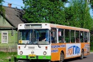 В Брянске на маршрут № 10 добавили дополнительный автобус