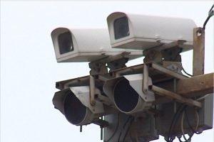 Брянские гаишники получили из облбюджета 30 млн. рублей на камеры