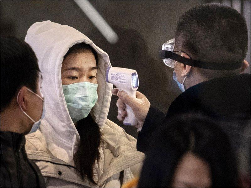 Роспотребнадзор рекомендовал для снижения риска заражения коронавирусом не ездить в Китай