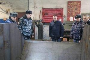 Контракт на мусорные контейнеры принёс брянскому УФСИН 10 млн. рублей