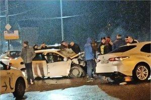 Джигит на Toyota Camry, убивший двоих человек у брянского ТРЦ «Аэропарк», отправляется в суд
