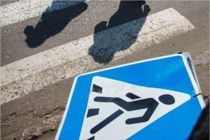 За день на брянских дорогах получили тяжёлые травмы три женщины-пешехода
