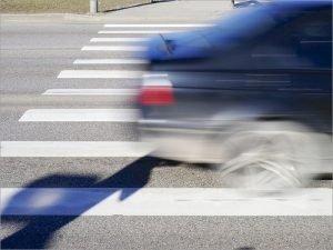 Бежица стала «чемпионом города» по числу ДТП с пешеходами