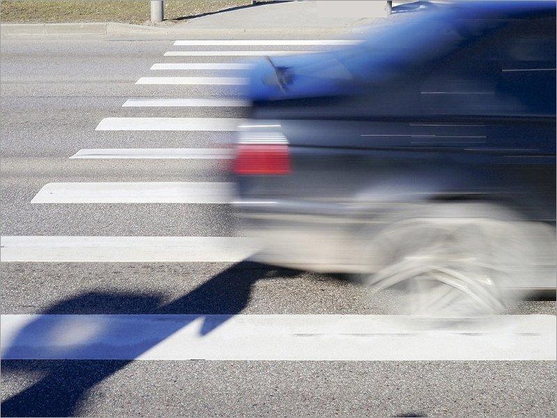 В Брянске для операции «Пешеходный переход» на улицы вышло 8 дополнительных нарядов ДПС