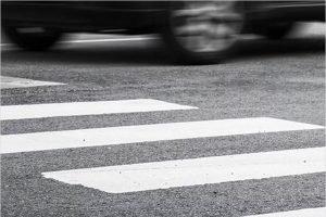 С начала года на дорогах Брянска под машины попали восемь пешеходов