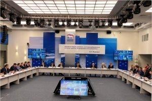 В «ЕР» определены ключевые направления работы по реализации послания президента