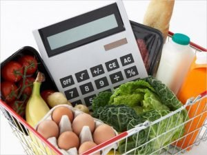 Стоимость минимального брянского набора продуктов выросла с начала года больше, чем на 7%