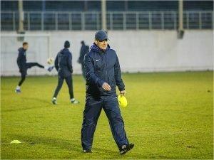 Александр Горбачёв уволился из брянского «Динамо»