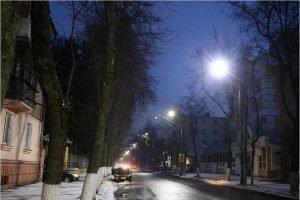 В 2020 году в Брянске  будет заменено более 3 тысяч уличных фонарей