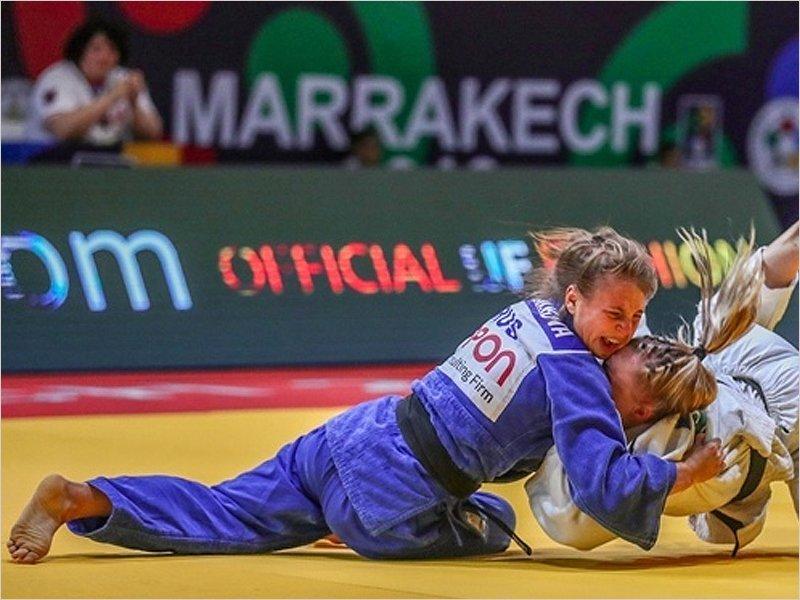 На чемпионате России брянские дзюдоисты не «дотянулись» до медалей