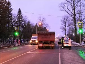 В Карачеве «КамАЗ» раздавил престарелого пешехода