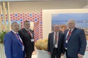 На «Зелёную неделю» в Берлин брянскую делегацию повёз вице-губернатор Александр Резунов