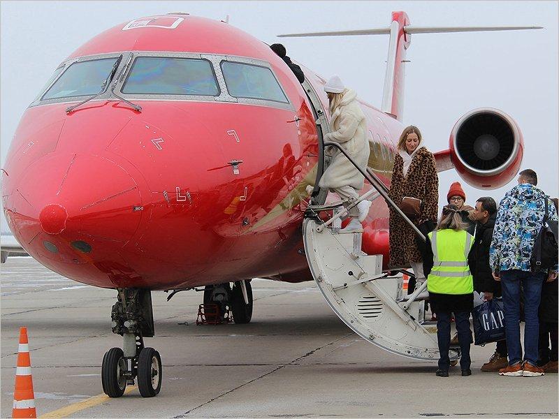 В Рождество стартовало авиасообщение между Брянском и Казанью