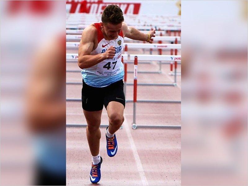 Брянский легкоатлет установил юношеский рекорд России