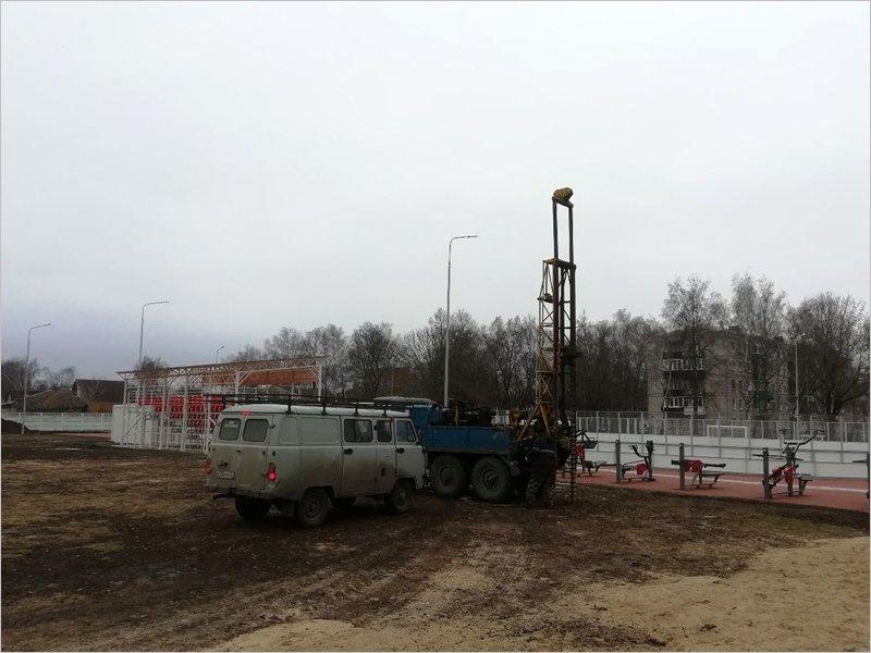 В Брянской области в наступившем году будет построено два стадиона — в Глинищево и Стародубе