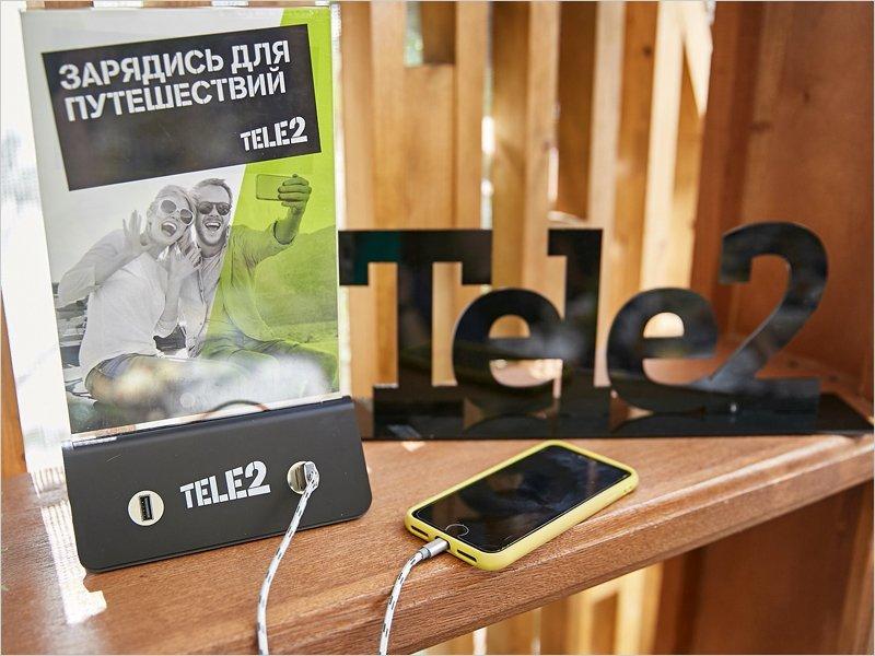 Tele2 намерена подключать абонентов прямо в самолётах