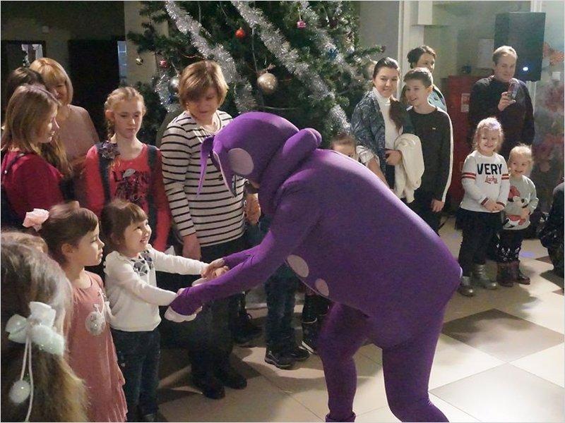 Спектакли брянского театра кукол на каникулах посмотрели 8 тыс. зрителей
