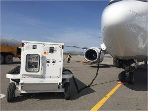 Для брянского аэропорта закупается установка воздушного запуска авиадвигателей