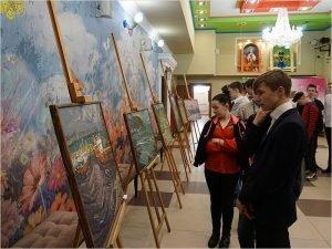 В брянском театре кукол пройдёт встреча юных художников с мэтром Николаем Борисенко