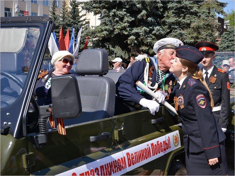 В Брянской области осталось менее семисот ветеранов Великой Отечественной войны