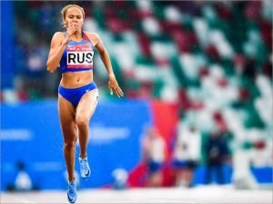 Студентка брянского училища олимпийского резерва стала второй на первенстве России