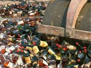 Брянские полицейские за неделю забрали у продавцов 210 литров спирта