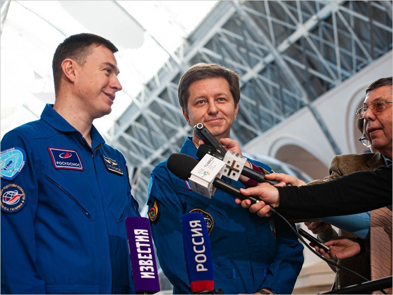 «Мой путь в космонавтику прошёл через астрономию» – Андрей Бабкин
