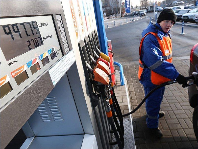 Цены на бензин в феврале остаются пока без радикальных изменений — Росстат