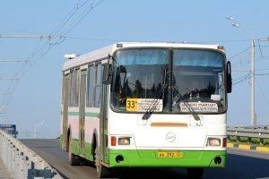 Автобус №33 в посёлке Ходаринка сделают удобным для школьников