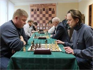 Валерий Сорокин выиграл брянский кооперативный шахматный турнир