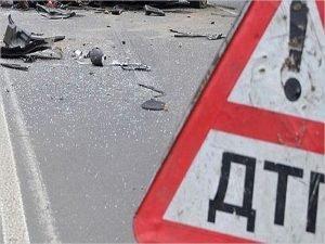 Женщина-водитель в аварии под Брянском сломала позвоночник