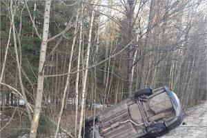 Смертельное ДТП под Дятьково: погиб 20-летний водитель