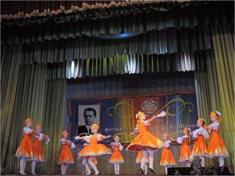 Стародубские «Шалуньи» выиграли клинцовский фестиваль танца имени Шелопа