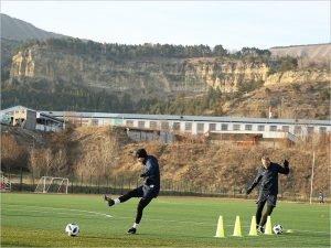 Брянское «Динамо» сыграет на кисловодском сборе четыре контрольных матча