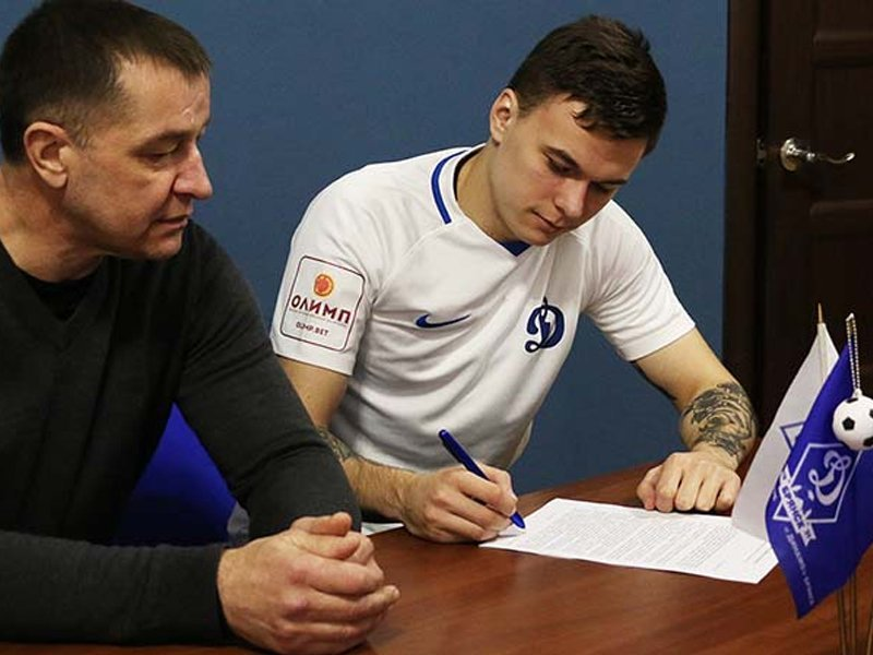 Состав брянского «Динамо» пополнили ещё два новичка