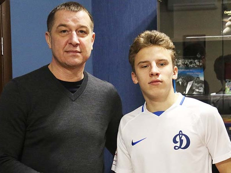 Состав брянского «Динамо» пополнили два новичка