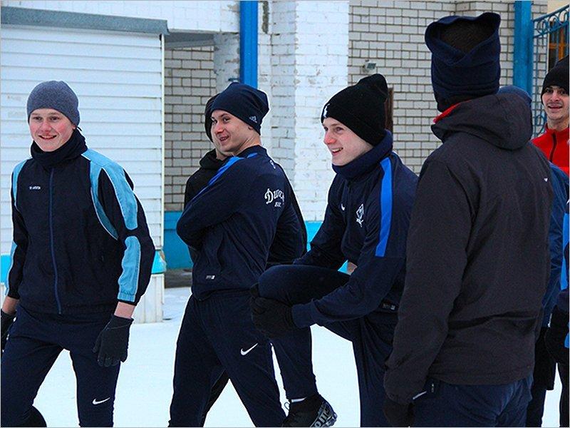 Брянское «Динамо» опубликовало список кандидатов в свою молодёжную команду