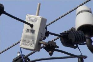 В Брянской области внедряется интеллектуальная система учёта электроэнергии — счётчики на проводах